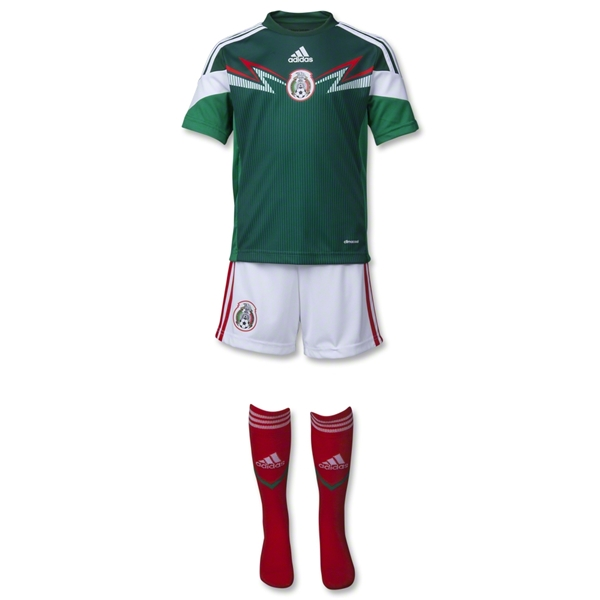 Mexico 2014 Home Mini Kit