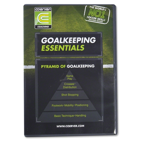 Coerver Coaching's Goalkeeping Essentials DVD