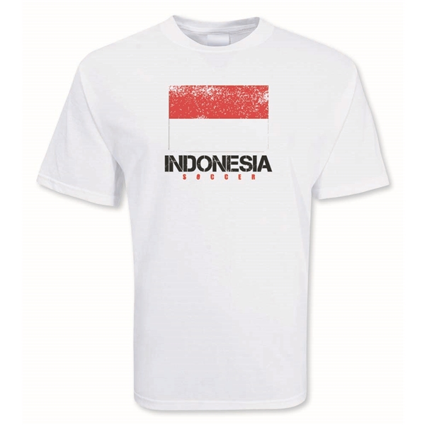 Indonesia Soccer T-Shirt