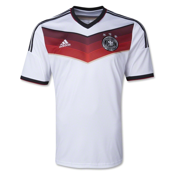 Germany 2014 Home Soccer Jersey