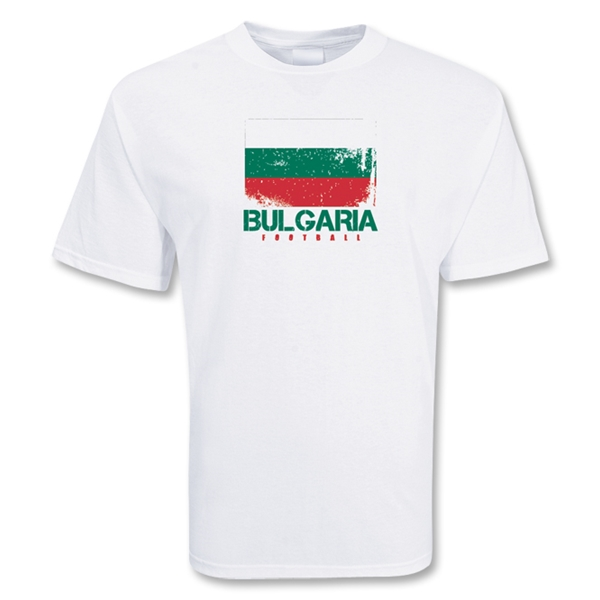 Bulgaria Football T-Shirt