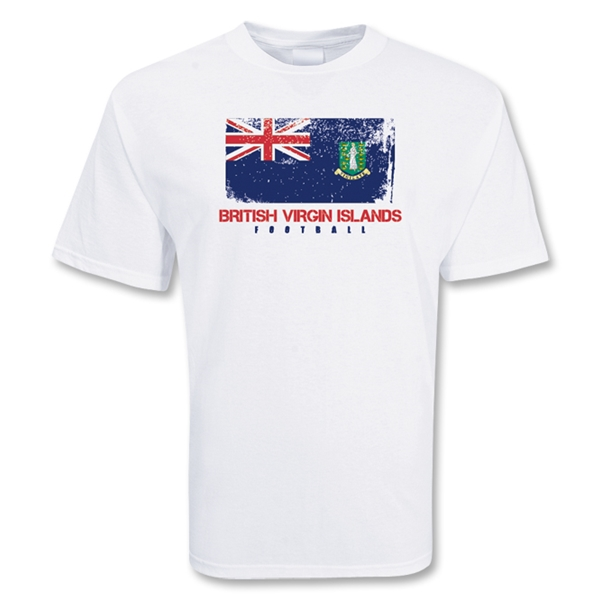 British Virgin Islands Football T-Shirt