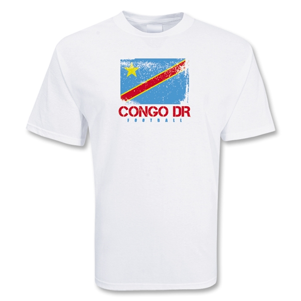 Congo DR Football T-Shirt