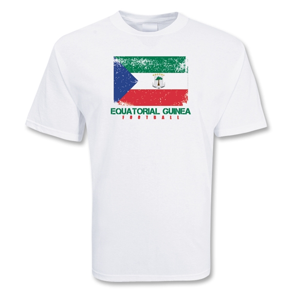 Equatorial Guinea Football T-Shirt