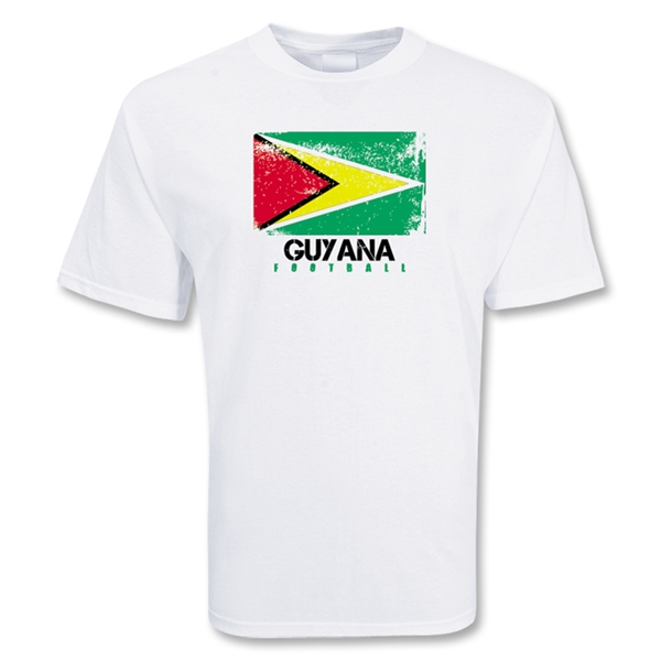 Guyana Football T-Shirt