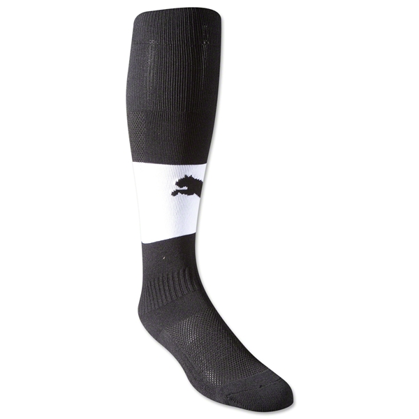 PUMA Power Tech Socks (Blk/Wht)