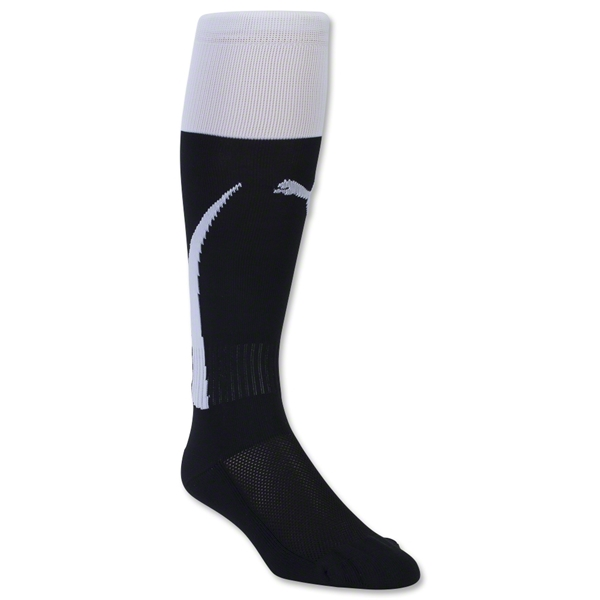 PUMA Power 5 Sock (Blk/Wht)