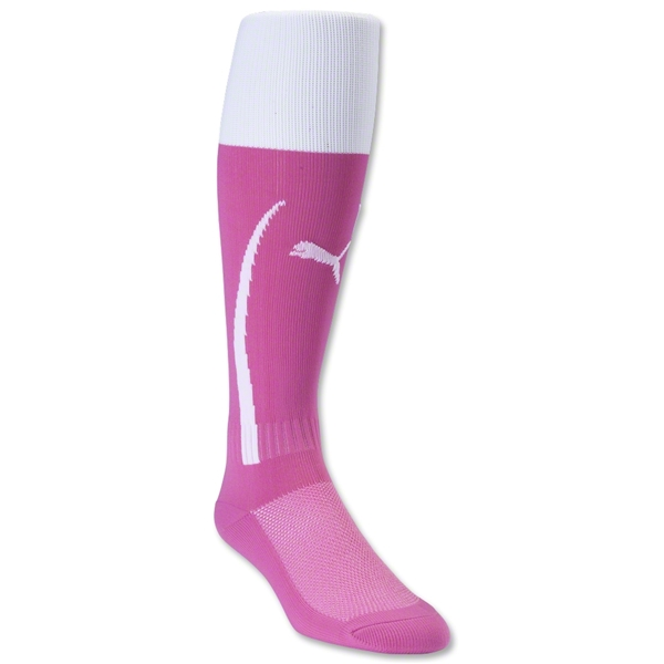 PUMA Power 5 Sock (Pink/White)