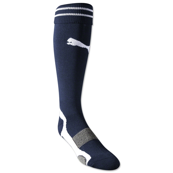 PUMA V-Elite Sock (Navy/White)
