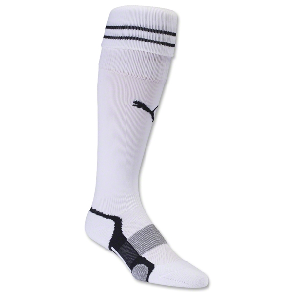 PUMA V-Elite Sock (Wh/Bk)