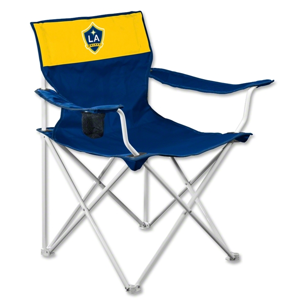 LA Galaxy Canvas Chair