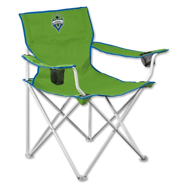 Seattle Sounders Deluxe Chair