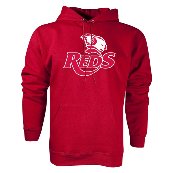 Queensland Reds Supporter Hoody (Red)