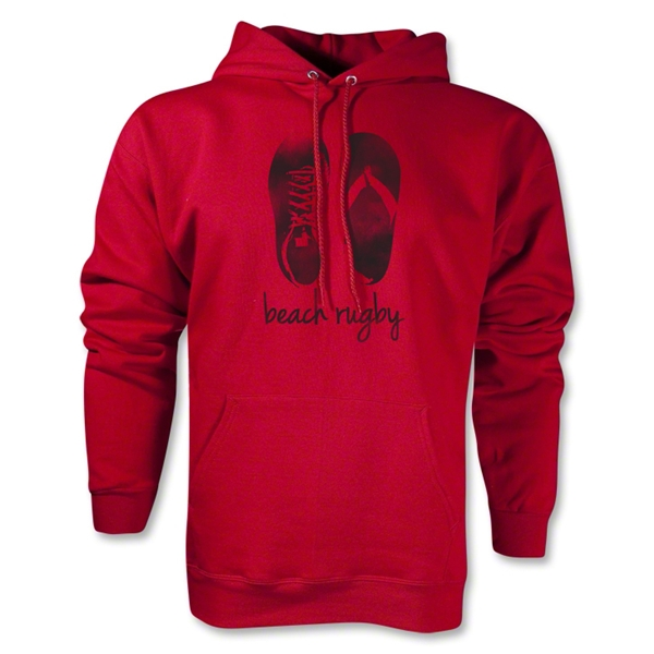 Trading In for Beach Rugby Hoody (Red)