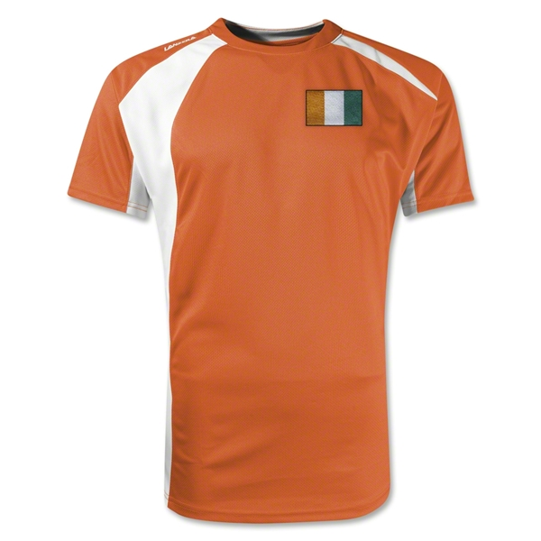Cote d'Ivoire Gambeta Soccer Jersey
