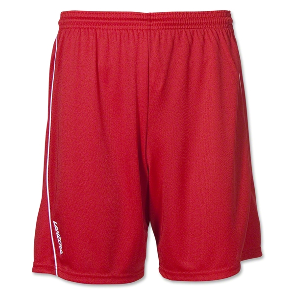 Lanzera Palermo Soccer Shorts (Red)