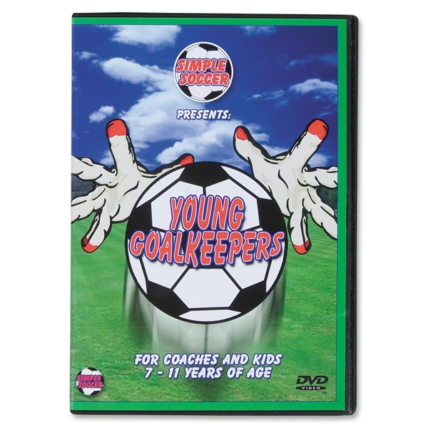 Simple Soccer's Young Goalkeepers DVD