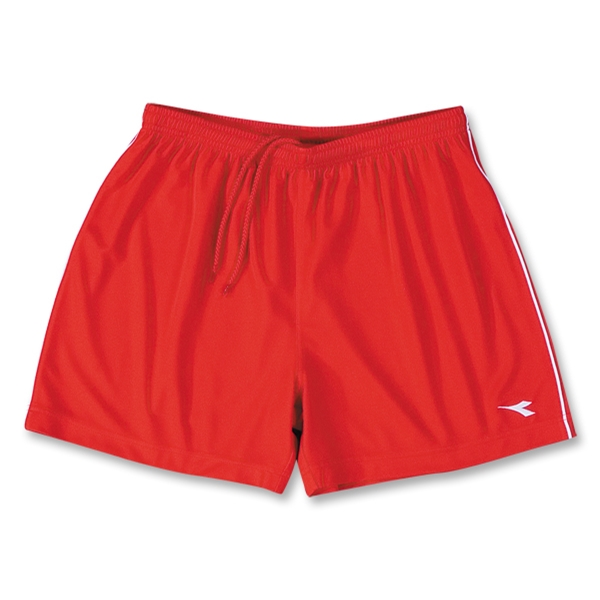 Diadora Women's Ermano Short (Red)