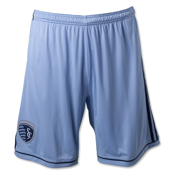 Sporting KC 2013 Authentic Primary Soccer Short