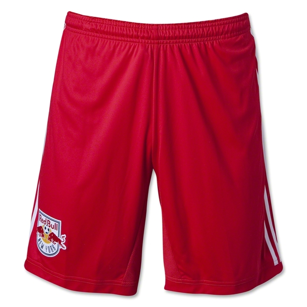 New York Red Bulls 2013 Authentic Primary Soccer Short