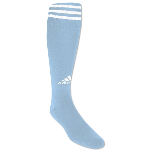 adidas Copa Zone Cushion Socks (Sk/Wh)