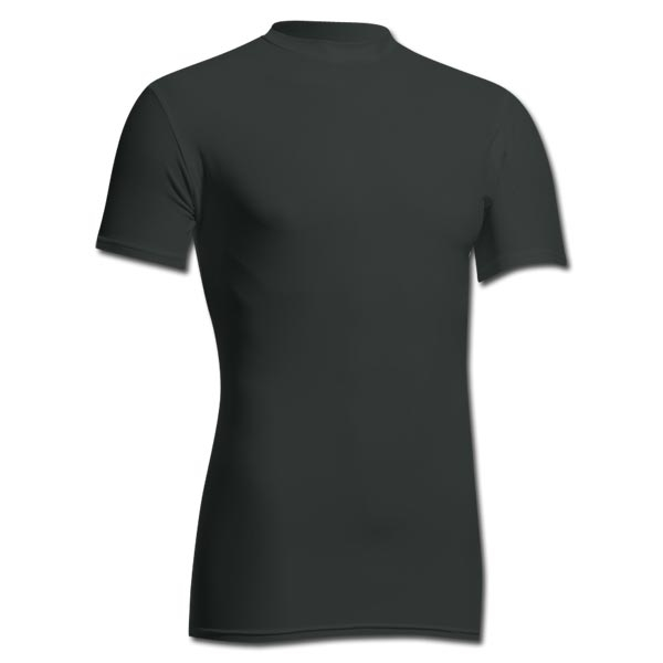Power-Tek Compression Crew Neck (Black)