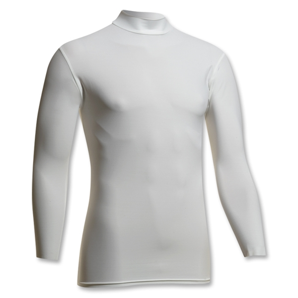 Power-Tek Compression LS Top (White)