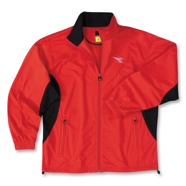 Diadora Torre Soccer Jacket (Red)