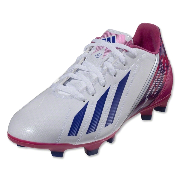adidas Women's F10 TRX FG (Running White/Hero Ink)