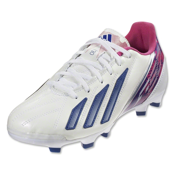 adidas Women's F30 TRX FG Leather (Running White/Hero Ink)