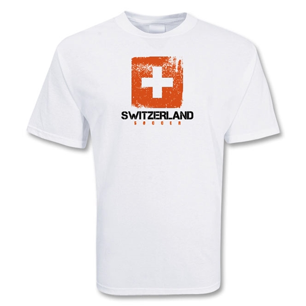 Switzerland Soccer T-Shirt