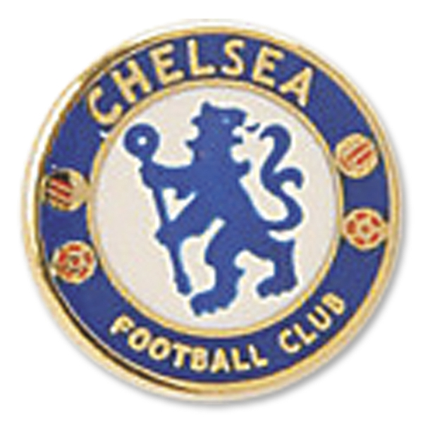 Chelsea Crest Badge Enamel Lapel Pin