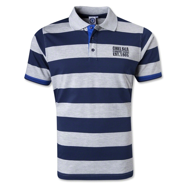 Chelsea Core Stripe Polo