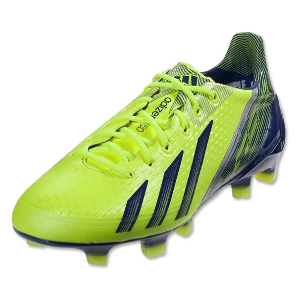 adidas F50 adizero TRX FG Juniors Synthetic (Electricity/Hero Ink)