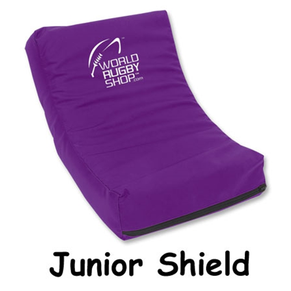 Junior Rugby Shield (Purple)