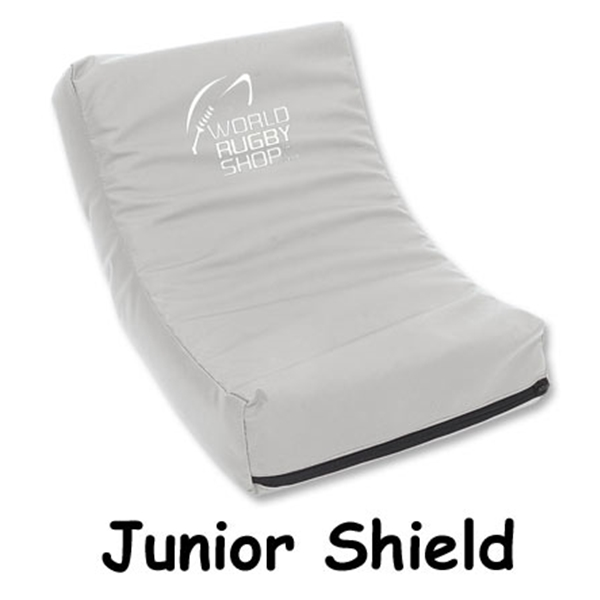 Junior Rugby Shield (Gray)