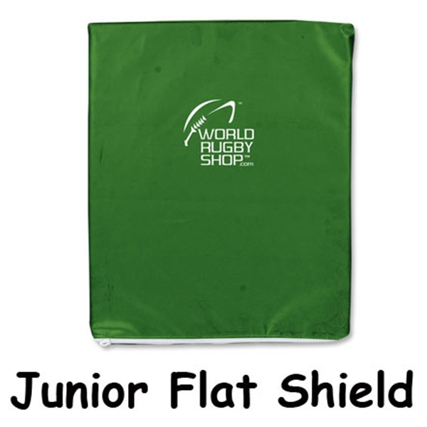 Junior Flat Shield (Dark Green)