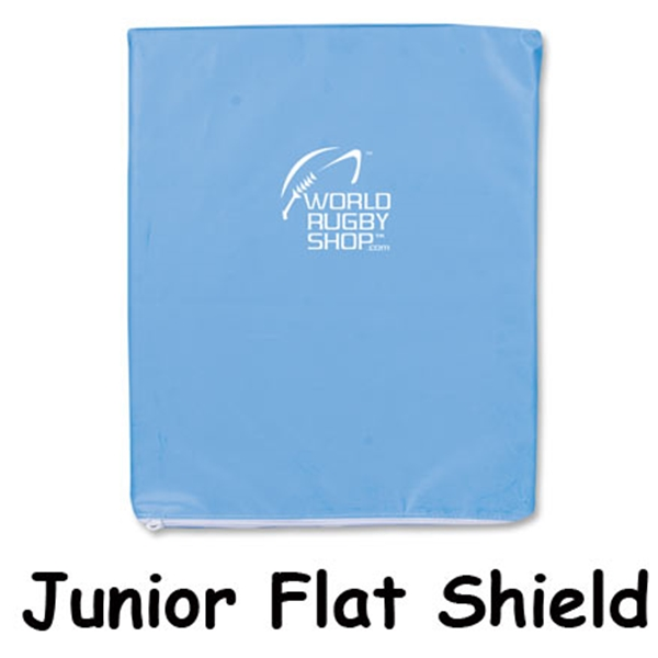 Junior Flat Shield (Sky)