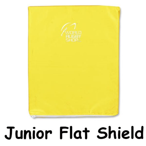 Junior Flat Shield (Yellow)