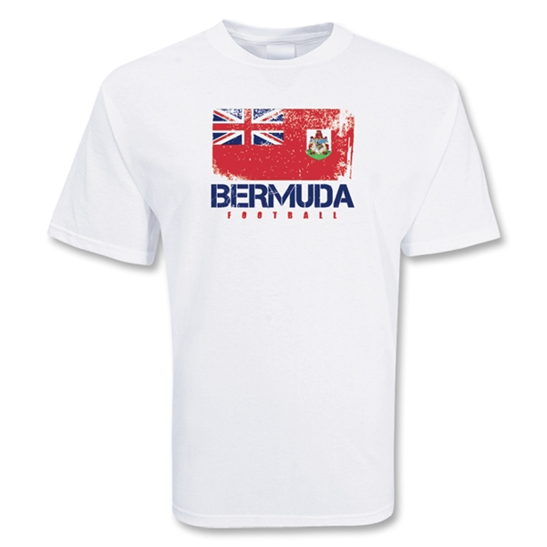 Bermuda Football T-Shirt