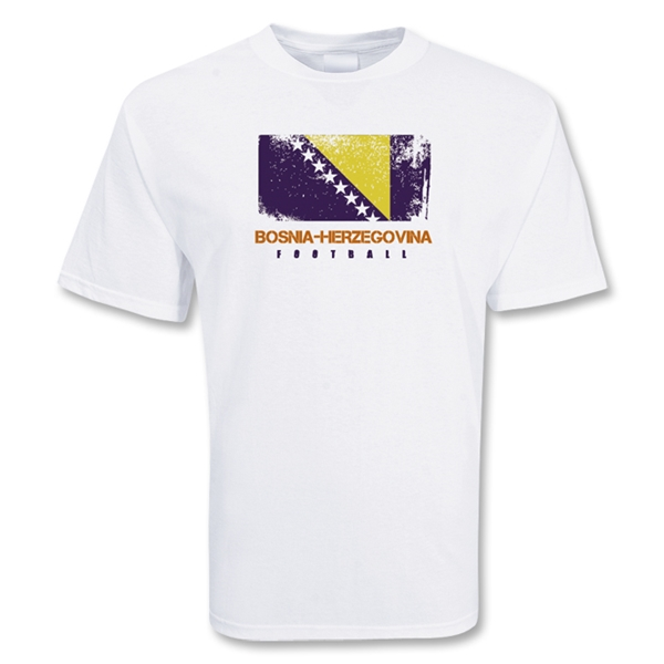 Bosnia-Herzegovina Football T-Shirt