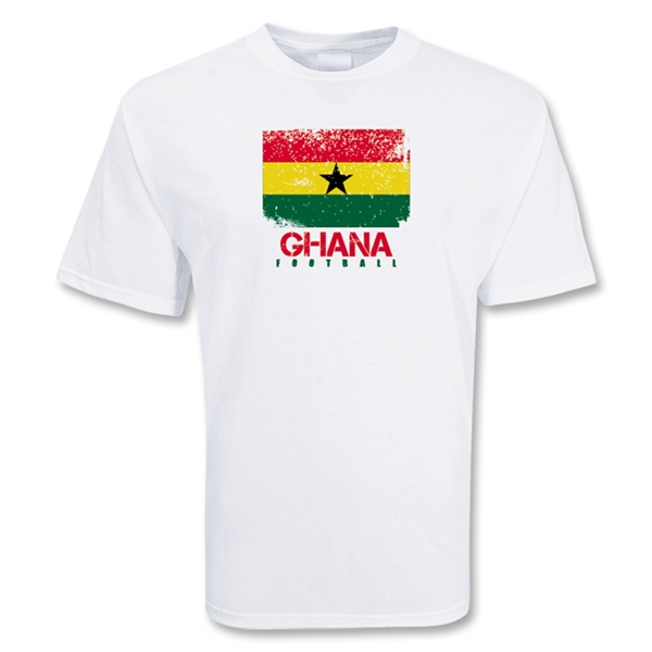 Ghana Football T-Shirt