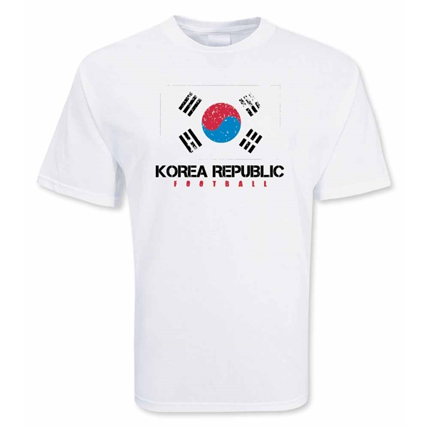 Korea Republic Football T-Shirt