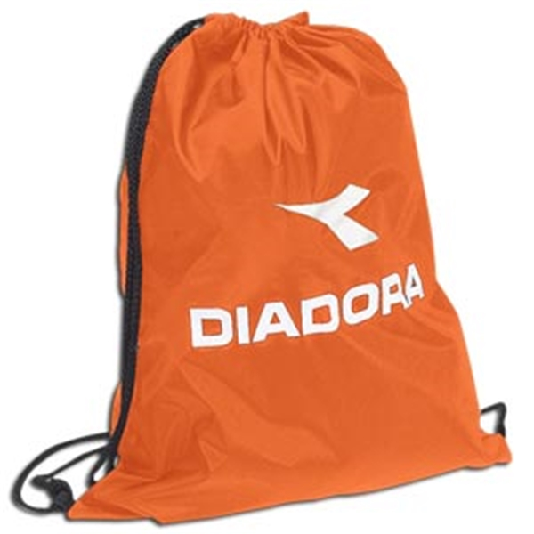 Diadora Derby Nap Sack (Orange)