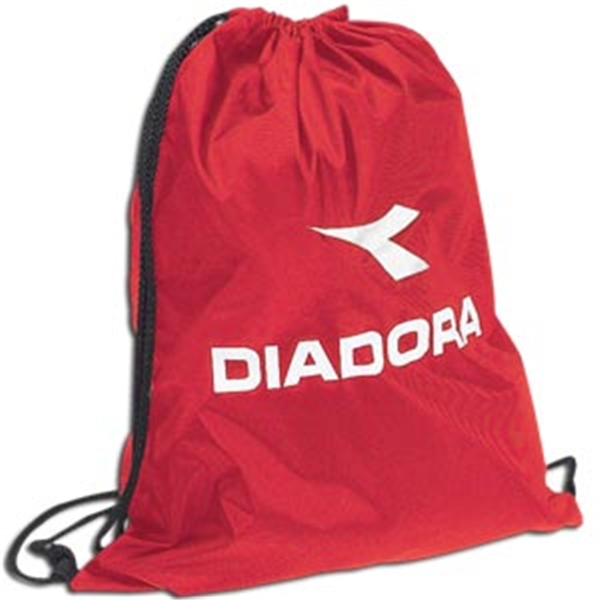 Diadora Derby Nap Sack (Red)