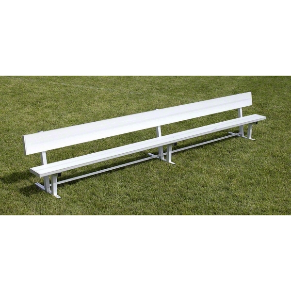 Kwik Goal 15' Bench w/ Back