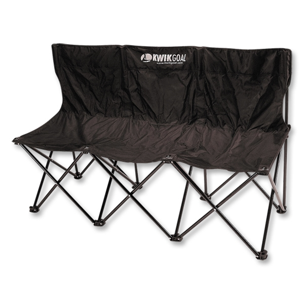 Kwik Goal Bench 3 Seater