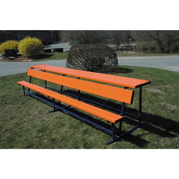 Goal Sporting Goods Bench w/ Shelf