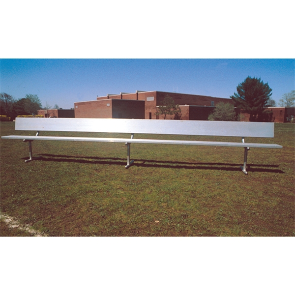 Goal Sporting Goods 15' Bench with Back