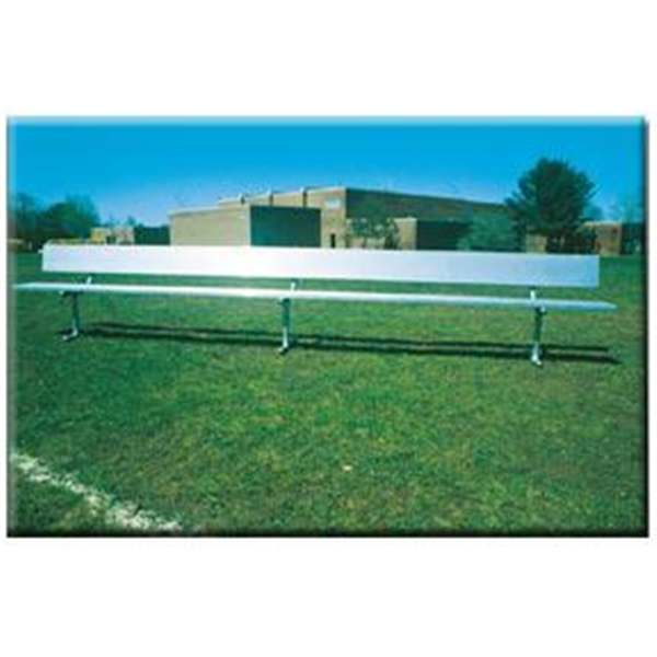 Goal Sporting Goods 7.5-foot Bench with Back